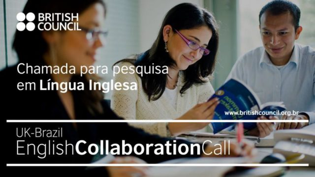 Confap e British Council divulgam resultado da chamada UK Brazil English Collaboration