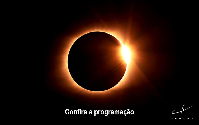 Centenário do eclipse: encontro da SBPC começa no próximo dia 27