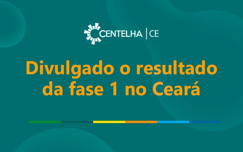 Programa Centelha Ceará divulga propostas aprovadas na primeira fase